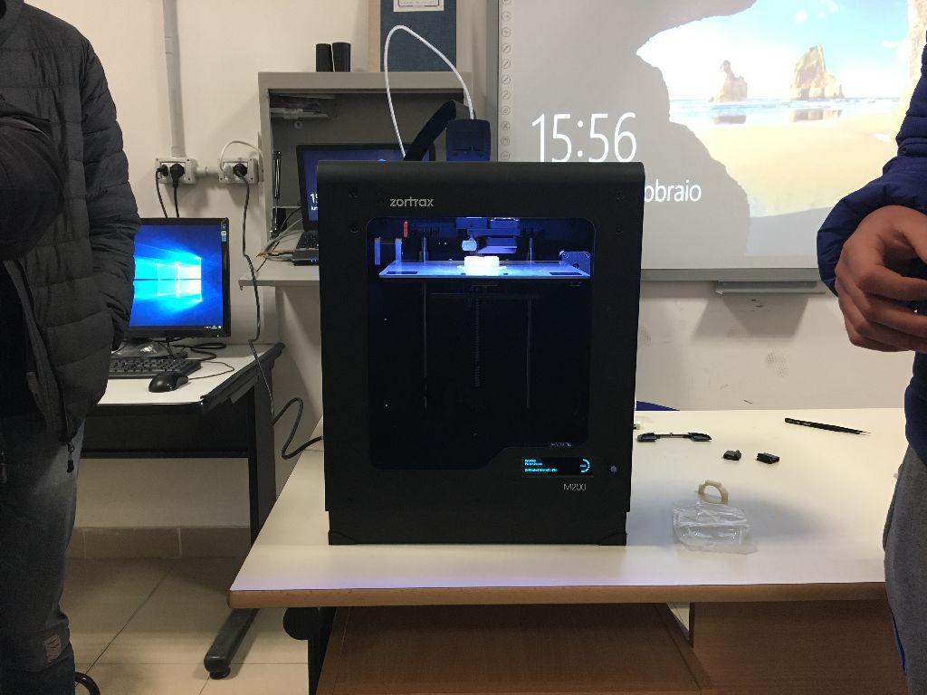 Corso Stampante 3D