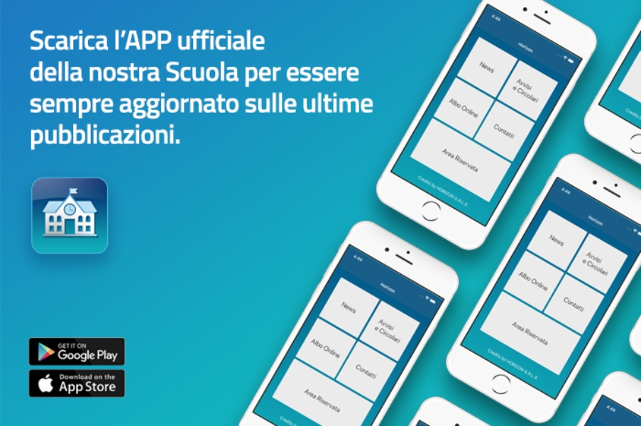 APP ITI E. Barsanti per iOS e Android